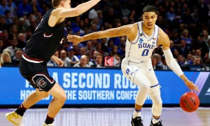NCAA Basketball: NCAA Tournament-Second Round-South Carolina vs Duke