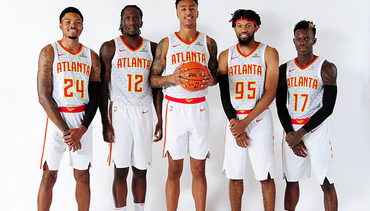 2017-18 Atlanta Hawks Media Day